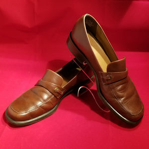 NATURALIZER Brown Loafer 8.5M GUC